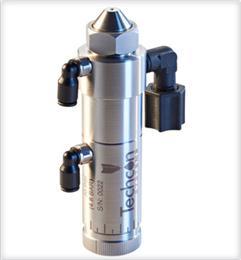 Techcon TS5540-046R Assy Spray Valve Round Cap S/S