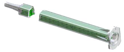 Sulzer 24 Element Quadro 300.026 LL Mixer