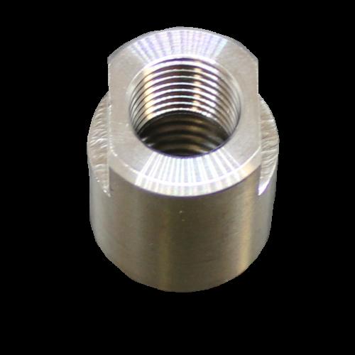 Fisnar 1/10th Gallon Adapter - SS 316L