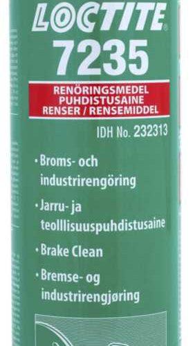 Loctite 232304 SF 7235 Brake Cleaner