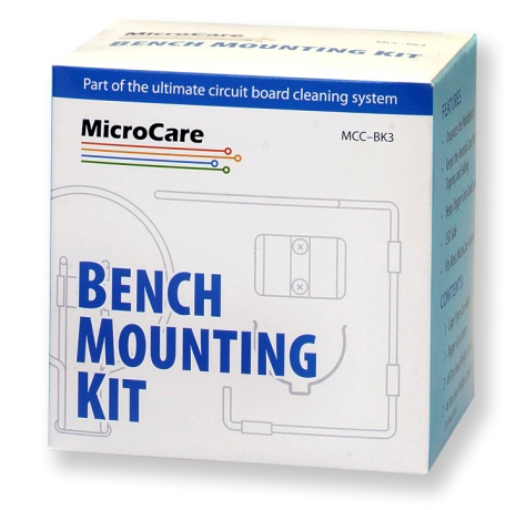 Microcare BK3 Bench Mounting Kit StaticSafe
