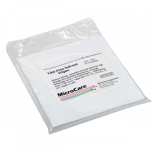 Microcare MCC-W66 W66 Circuit Board Cleaning Wipes